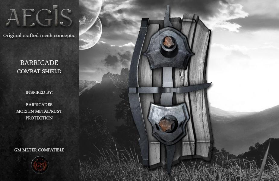Barricade-Shield